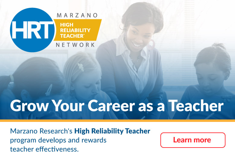 High Reliability Teacher