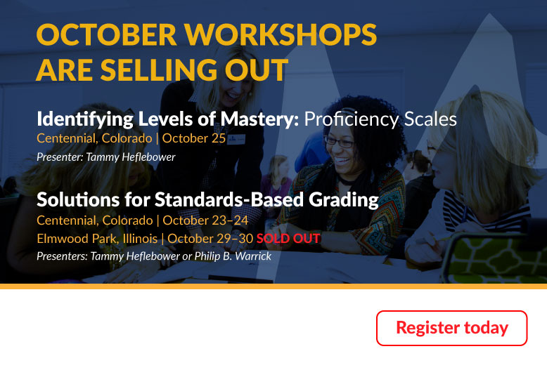 October Workshops