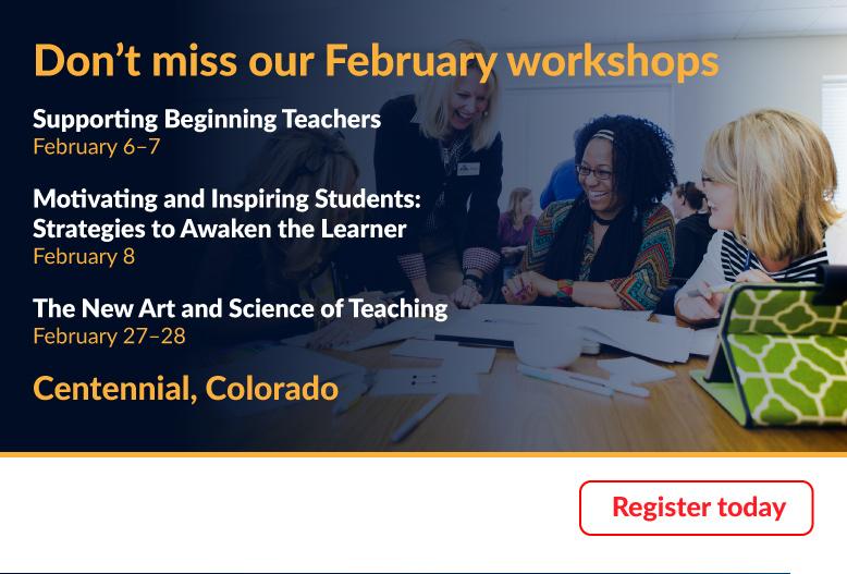 February Workshops
