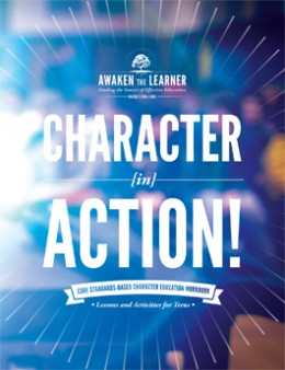 Character in Action Workbook