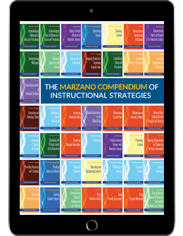 The Marzano Compendium of Instructional Strategies