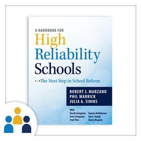 High Reliability Schools Certification