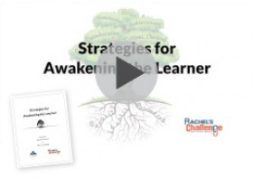 Strategies for Awakening the Learner