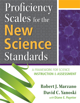 Proficiency Scales for the New Science Standards