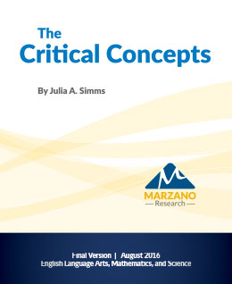 The Critical Concepts