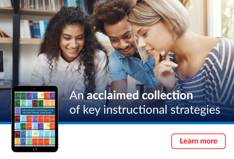 An acclaimed selection of key instructional strategies
