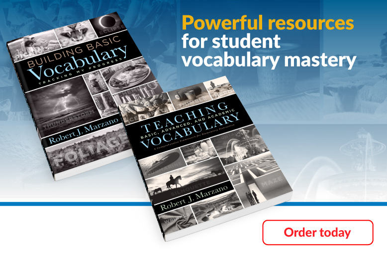 Powerful resources for student vocabulary mastery