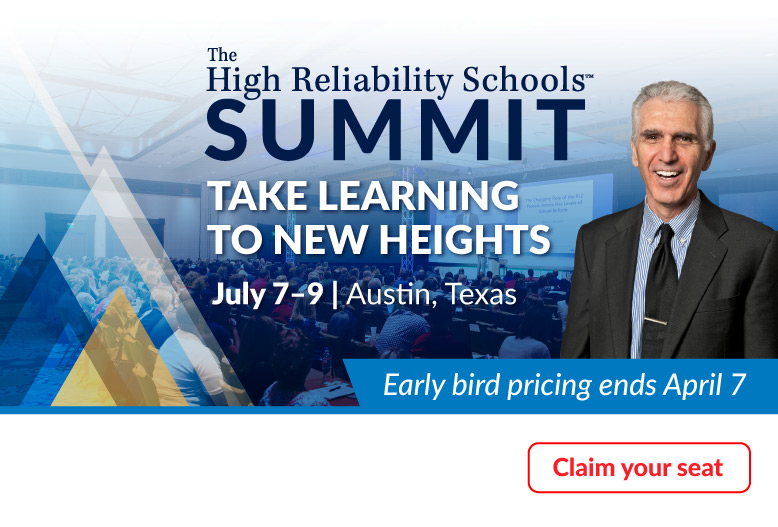 The High Reliability Schools Summit