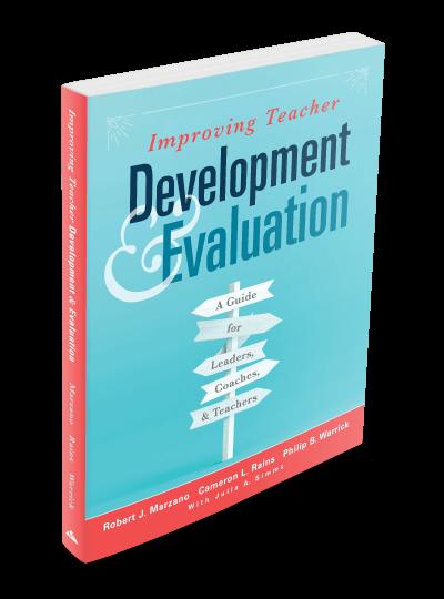 Improving Teacher Development and Evaluation
