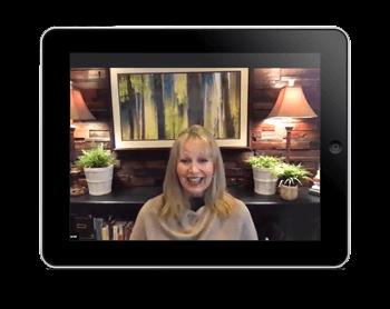Tammy Heflebower presenting