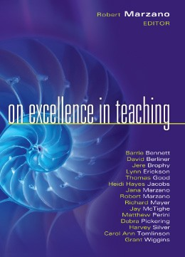 On Excellence in Teaching
