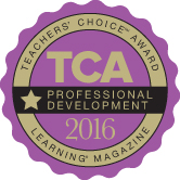 2016 Teacher's Choice Award