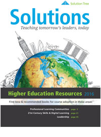 View Fall Higher Ed. Catalog