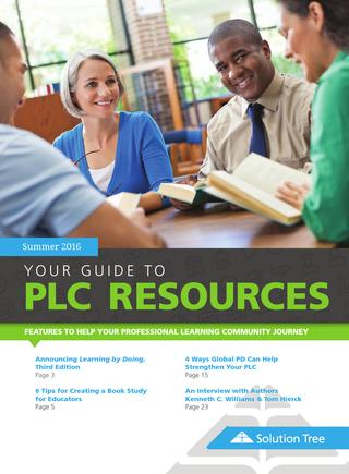 View Summer PLC Resources 2016